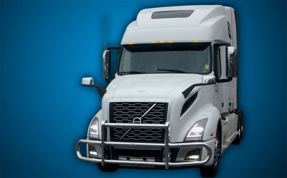 Volvo Truck Front End Tube Bumper