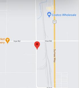 Riverside location map