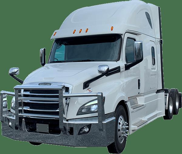 Moose truck bumper